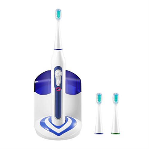 Toothbrush ICOCO Rechargeable Replacement Waterproof