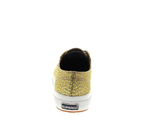 Superga Sneaker 2750 RAFIALAMEW - Yellow Mushroom Yellow Mushroom