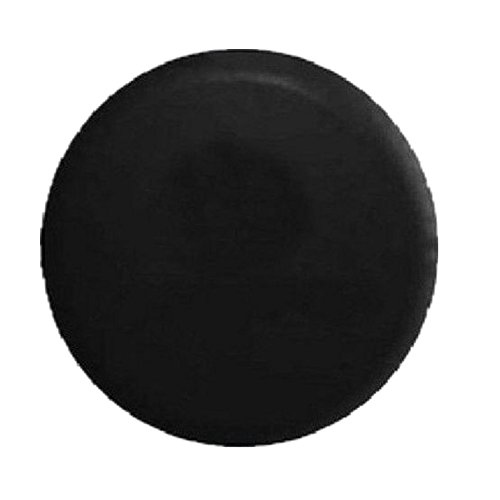 Universal Spare Tire Cover Black (17 inch) (17 Inch Wheels And Tires)