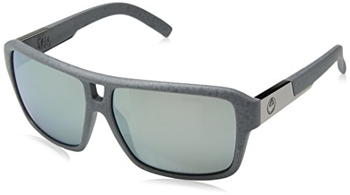 Dragon Alliance Mens The Jam Sunglasses - Matte Cement Silver ()