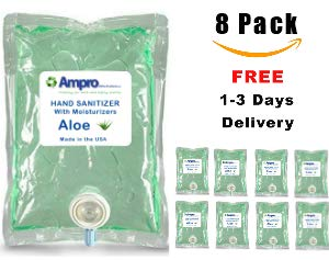 Ampros Purell 2137, Purell NXT, Purell NXT Refill, Purell 2137-08, Purell 213708 Compare to Purell Hand Sanitizer