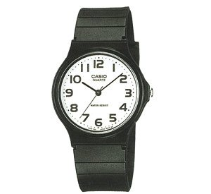 [カシオ]CASIO 腕時計 スタンダード アナログウォッチ MQ-24-7B2LLJF メンズ