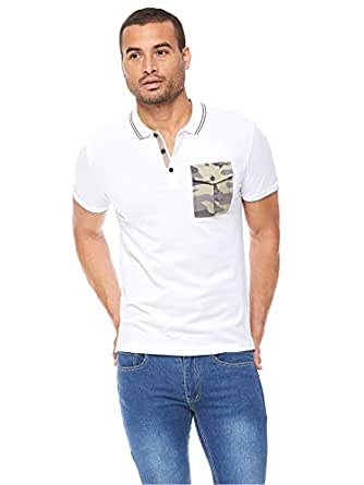 Antony Morato Polos For MEN, WHITE, Size XXL (MMKS01175-FA100083-1000)