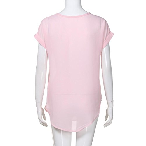 Shirt155 Bekleidung Multicolore Ballerine Sanfashion Rosa Donna Damen zPFgqEwx
