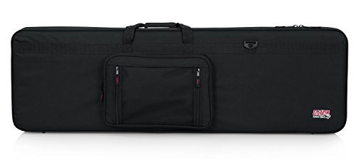 Gator Cases Lightweight Polyfoam Guitar Case for Electric Bass Guitars (GL-BASS) ()
