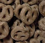 Chocolate Micro Pretzels-20 lb. case