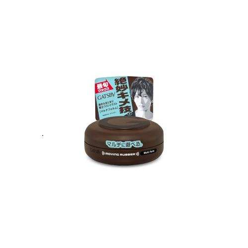 MANDOM Gatsby Moving Rubber Hair Styling Wax 80g