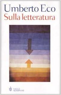 Book Sulla Letteratura