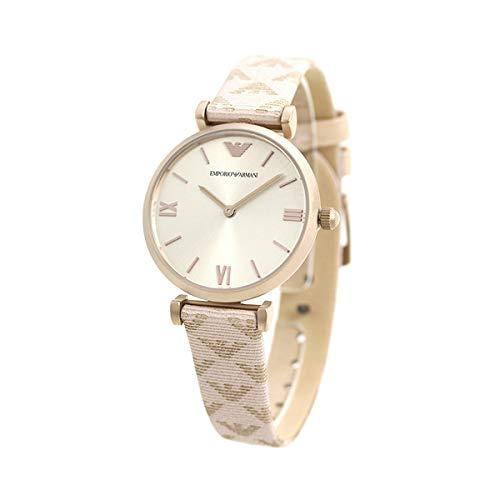 best sneakers 2b707 1649e Amazon | [エンポリオ アルマーニ] EMPORIO ARMANI 腕時計 革 ...