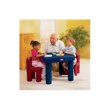 Cool Little Tikes Large Table And Chairs Pictures - Best Image ...