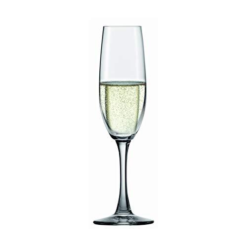 Spiegelau Winelovers Champagne Flute Set, 8-5/8-Inch, Set of 4