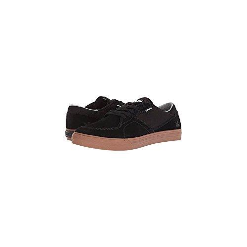 Supra Heren Melrose Schoenen Zwart-gum