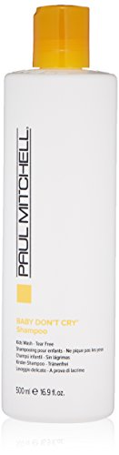 (Paul Mitchell Baby Don't Cry Shampoo,16.9 Fl)