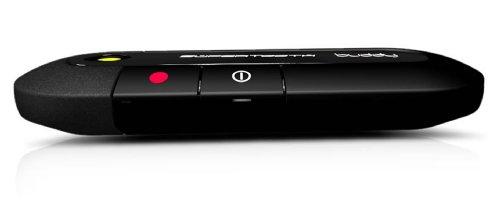 SuperTooth Buddy Bluetooth Visor Speakerphone Car kit - Black by Supertooth (Image #5)