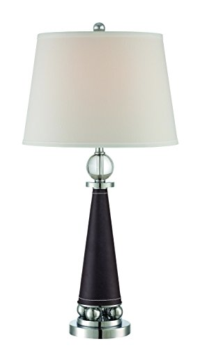 Lite Source LS-22300 Talia Table Lamp, Chrome