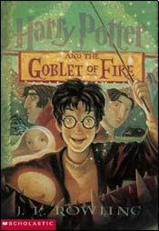 HARRY POTTER AND THE GOBLET OF FIRE (Spanish Edition)