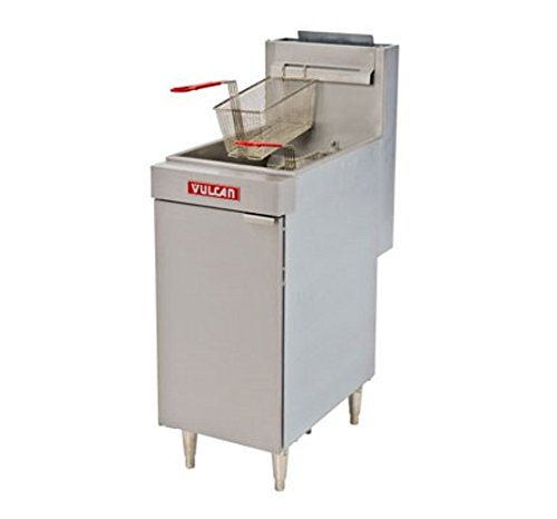 Vulcan LG300 Floor Model Gas Fryer by Vulcan