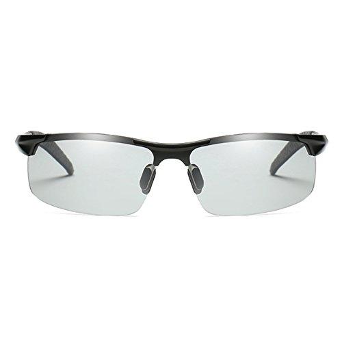 couleurs changeantes et à Polarized Lunettes Jour Hommes de Protection Pêche soleil lunettes Des Nuit Uv HL Driving hommes Drive q61XY10