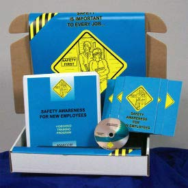 Safety Awareness for New Employees Safety Meeting Kit (K0002509EM)