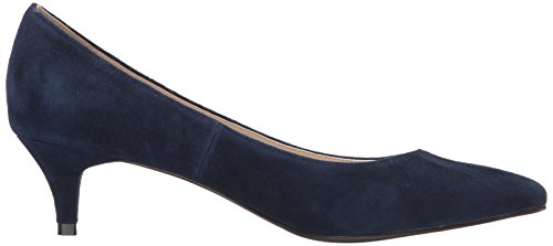 Cole Haan Kvinna Juliana 45 Pump Navy Mocka