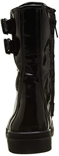 Noir Femme Et F4d Pataugas Amok Rangers noir Bottes 850 Bottines 7SqOwS