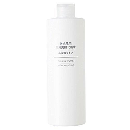 【無印良品】敏感肌用薬用美白化粧水・高保湿タイプのサムネイル