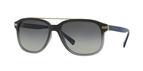 Burberry  Men's 0BE4233 Black Gradient Matte/Gray Gradient - Burberry.com Us