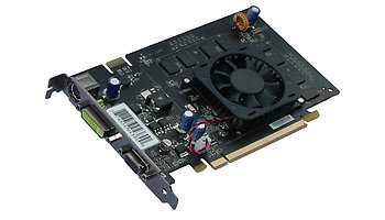 1 driver for nVidia GeForce 8500 GT and Windows XP 32bit