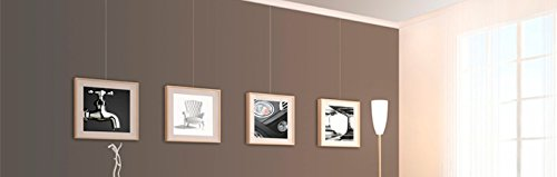 Stas Cliprail Complete Art Hanging Gallery System Includes
