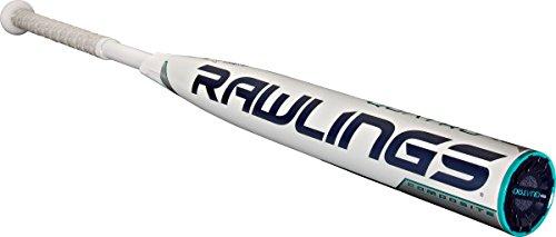 Rawlings Quatro Composite High School/Collegiate Fast Pitch Softball Bat