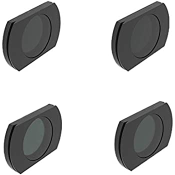 ND8//PL ND16//PL ND32//PL ND64//PL Vkarh Camera Lens Filter for DJI Mavic Mini ND8+ ND16+ ND32+ND64 Filters Waterproof Scratchproof Dustproof Oilproof
