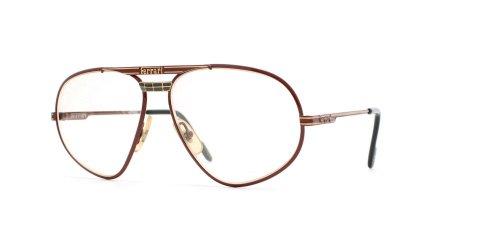 Ferrari 12 580 Red Authentic Men Vintage Eyeglasses - Frames Ferrari Glasses