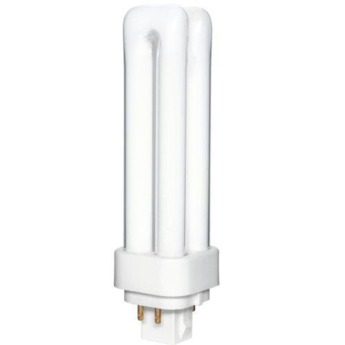 Overdrive 015 ODD13W/4P/27K Pack 13W Quad(Double) Tube CFL-4 Pin-2700K, G24q1 Base Compact Fluorescent Lamp, 25 Piece