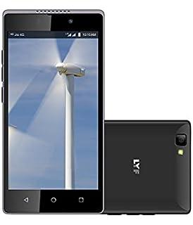 super popular 11719 d4508 Lyf Wind 7 Black LS-5016 2GB RAM 16GB ROM 8MP 5MP: Amazon.in ...