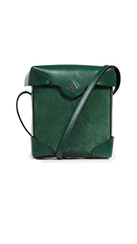 Box Mini MANU Emerald Green Women's Atelier Pristine Bag Monte Green ppaPq1nvW