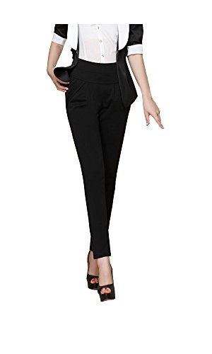 High Waisted Dress Pants - 6