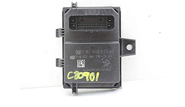 Genuine GM Control Module 84013511