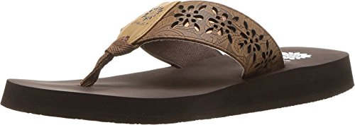 Yellow Box Women's Tranquil Brown 11 M US by Yellow Box