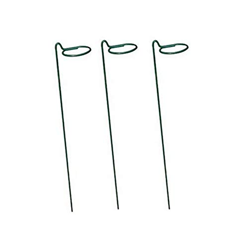 (cozyou 3-Pack Garden Plant Stem Support Rings, 17.7