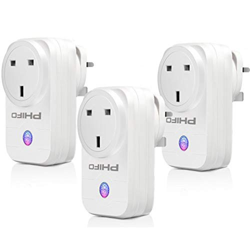 Wifi Smart Plug Phifo 3 Packs Wi Fi Smart Socket Wireless Plug