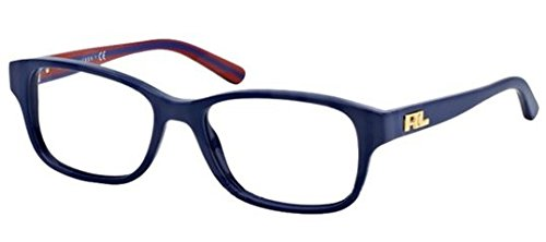Ralph Lauren RL6119 Eyeglasses-5459 Blue - Blue Ralph Lauren Glasses
