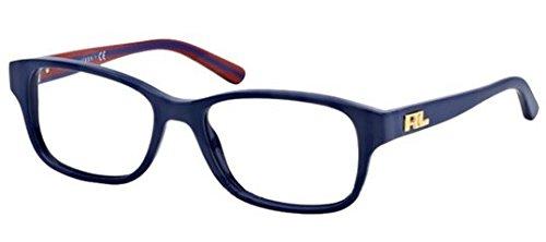 Ralph Lauren RL6119 Eyeglasses-5459 Blue - Lauren Womens Eyeglasses Ralph