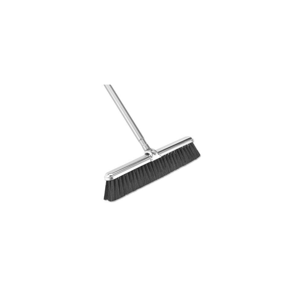 "18"" Light Duty Broom with Handle   Angle Brooms"