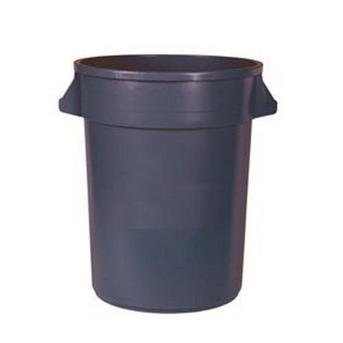 Fox Wastebasket (Appeal APP15506 Grey Lid for Waste Container, 55 gal)