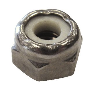 Man Locknut Handi (Handi Man Marine Co 180 6-32 Lock Nut Ss (5 Pack))