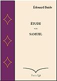 Etude sur Samuel
