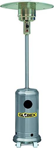 Globex Estufa Seta A Gas 222 cm de Altura 13 KW Acero hss-a-