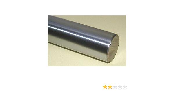 "6mm Diameter Shaft 30/"" Length Hardened Miniature Rod Linear Motion Chrome Plated"