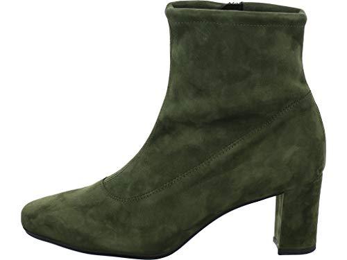Kaiser Con Tacón Verde Punta Mujer Zapatos Cerrada Peter De UwaUx