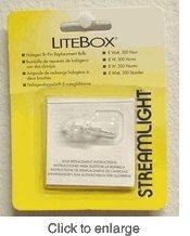 (Streamlight 45903 LiteBox & Vulcan Parts & Acc. 8 Watt Bi-Pin (300 Hour))